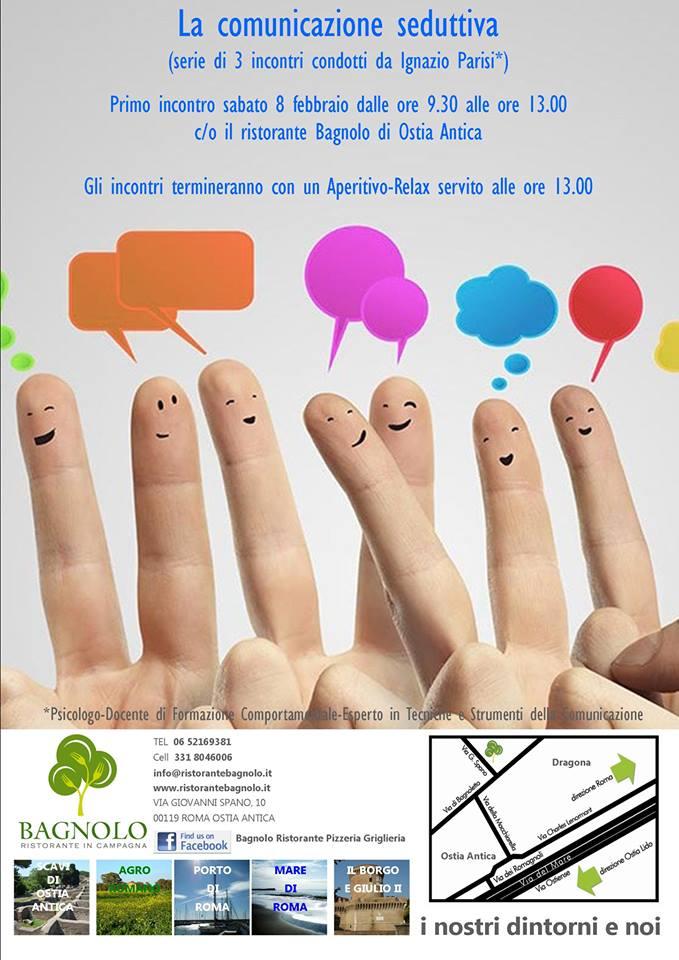 Corso di comunicazione seduttiva: aperte le iscrizioni!