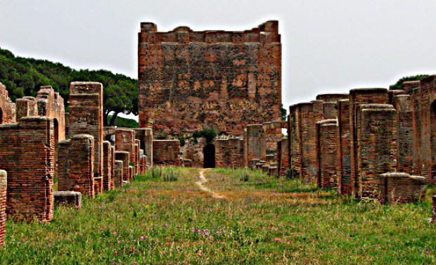 Retro del Capitolium [Foto: Herb Neufeld (CC BY 2.0)]