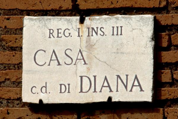 Caseggiato di Diana