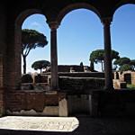 Domus del Ninfeo, Ostia antica