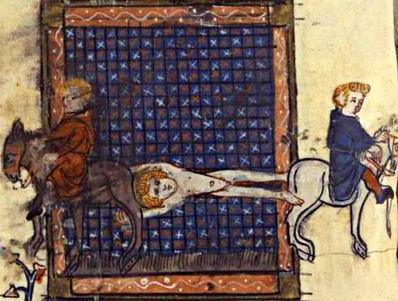 Martyrdom of Saint Hippolytus
