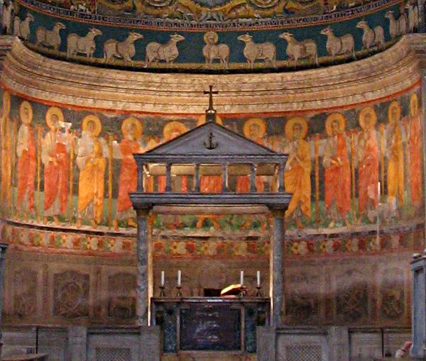 San Clemente a Roma