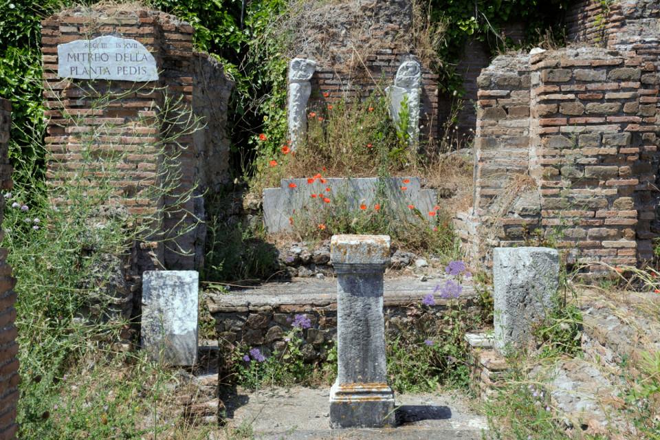 Mitreo della Planta Pedis [Foto: OA Picture Pool]