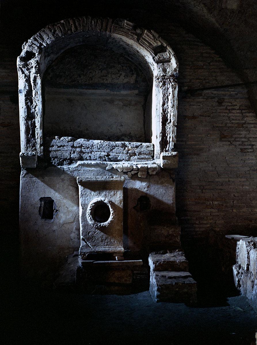 Il Mitreo della Casa di Diana a Ostia antica