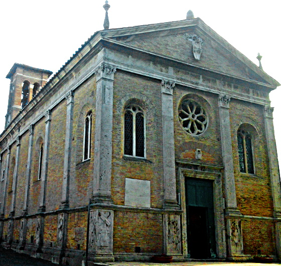 Basilica di  Sant'Aurea, Ostia Antica