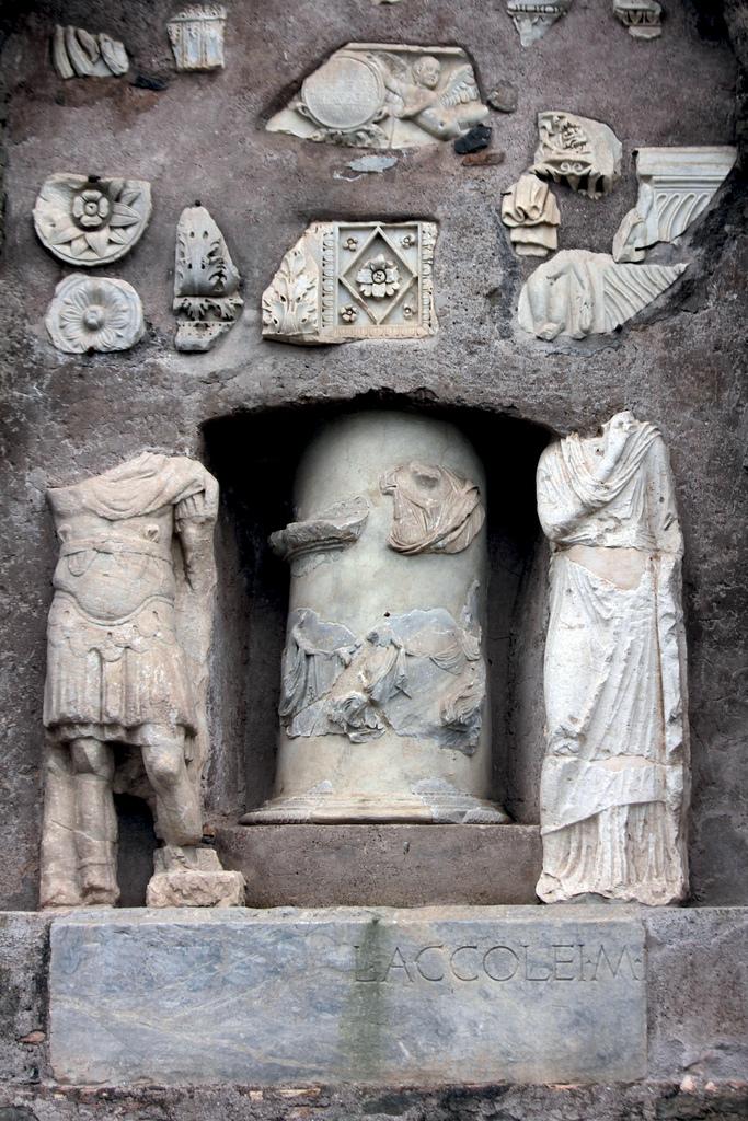 Mausoleo di Cecilia Metella [Foto: Edoardo Forneris | (CC BY-NC 2.0)]