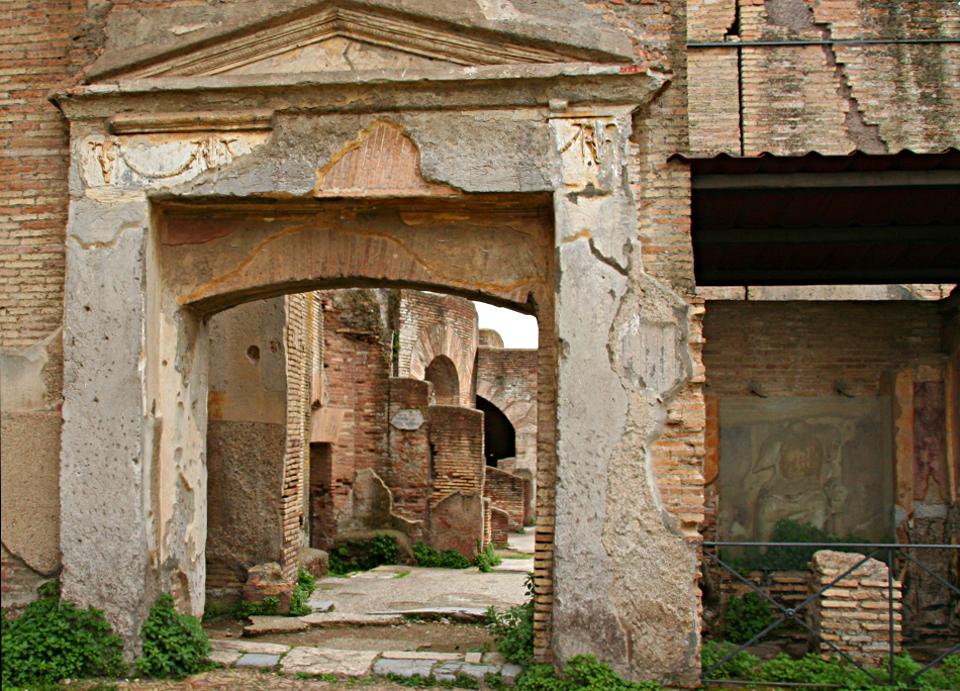 Caseggiato del Serapide