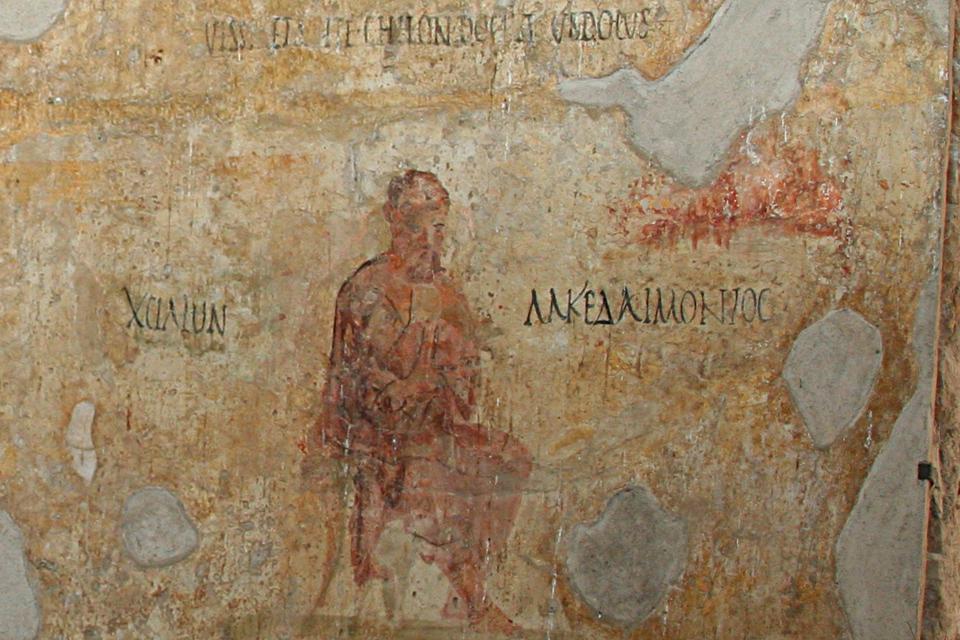 Chilone di Sparta