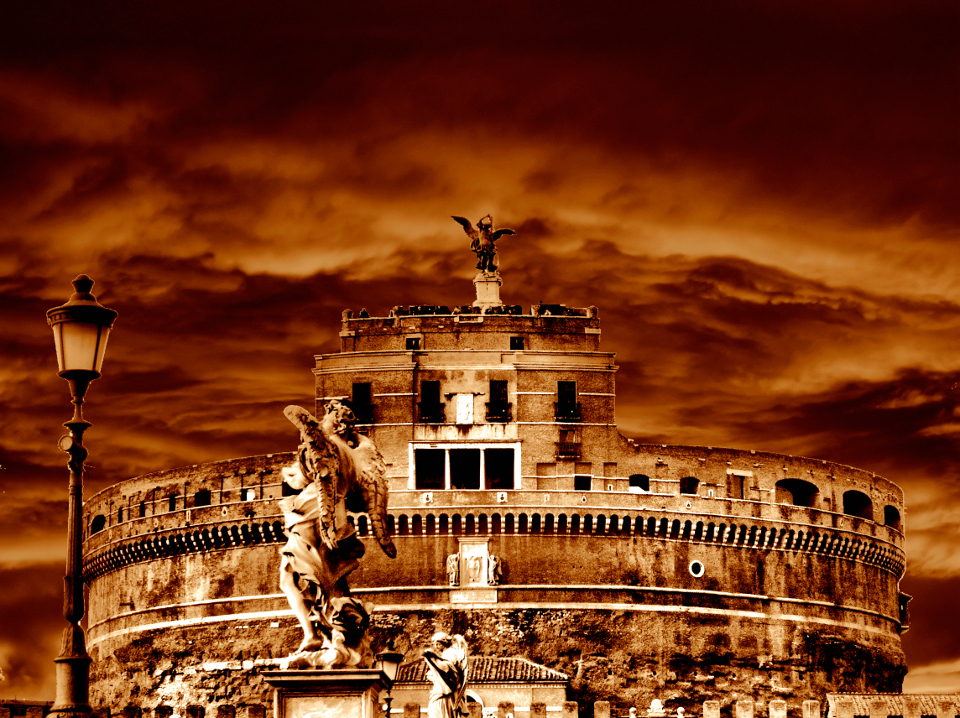 Castel Sant'Angelo [Foto: Giampaolo Macorig  | Some rights reserved]