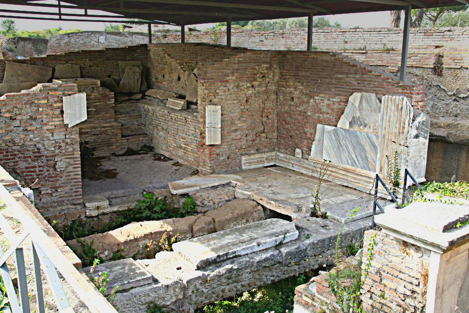 Tempio dell'Ara Rotonda