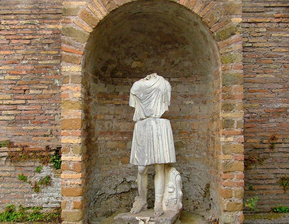 Statua di Diana [Foto: Marco Ronchini]