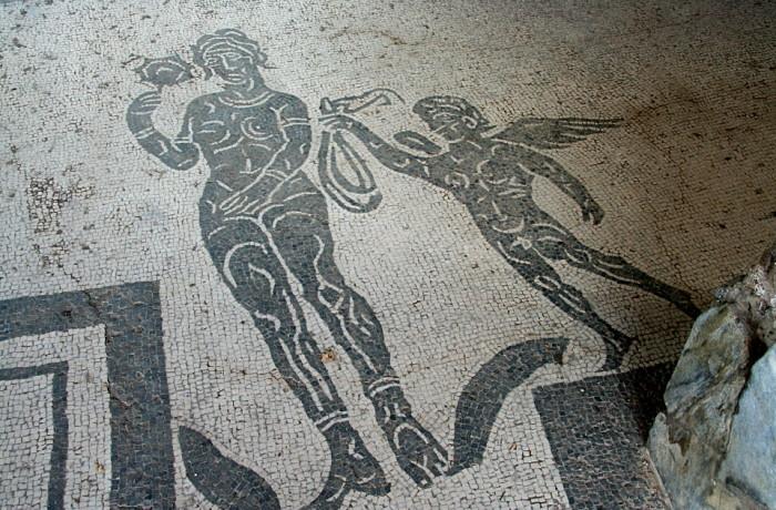 Caupona di Alexander e Helix , Amore e Venere [Klaus Heese]
